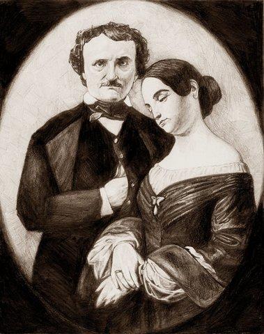 Edgar And Virginia Poe