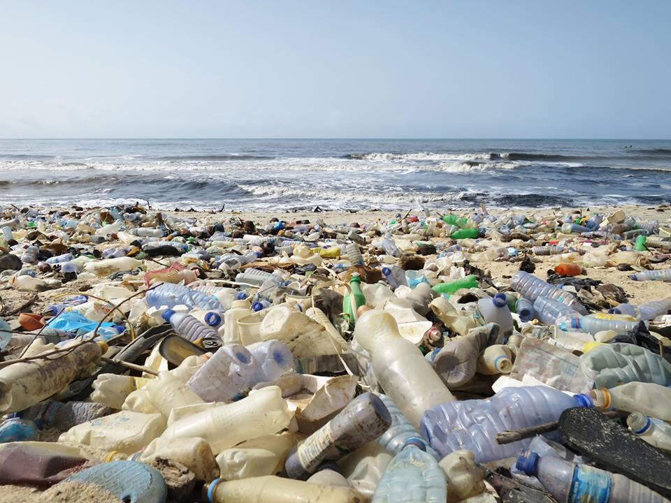 Si nos sigue valiendo madre, para 2025 se habrán vertido al océano unos 155 millones de toneladas de plástico.