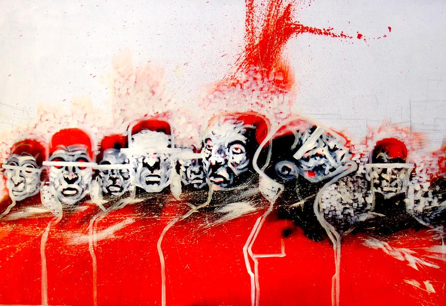 Resultado de imagen para Rene Almanza pinturas