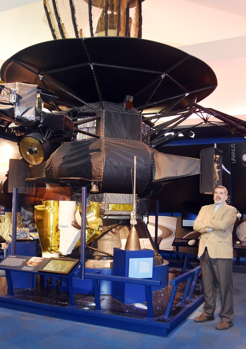 El orbitador aeroespacial Juno fue lanzado al espacio el pasado 5 de agosto de 2011, desde Cabo Cañaveral, Florida