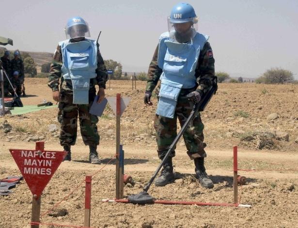 Estos programas se han llevado a cabo en los países más afectados por el problema, tales como Afganistán, Angola, Bosnia y Herzegovina, Camboya, Rwanda y Yemen.