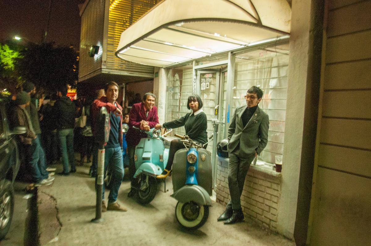 Esta subcultura en Tijuana, adquirió gran popularidad tras la llegada del álbum 'Quadrophenia' de la banda The Who en los 70, y desde entonces la escena se multiplicó.