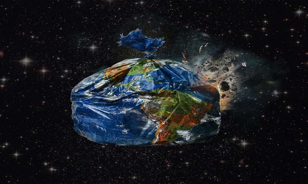 La eliminación de los residuos espaciales es compleja y costosa pero a su vez, muy necesaria.