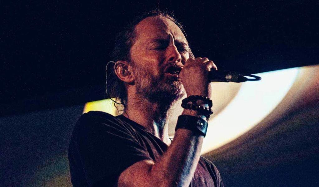 Thom Yorke en Festival Sónar, Barcelona.