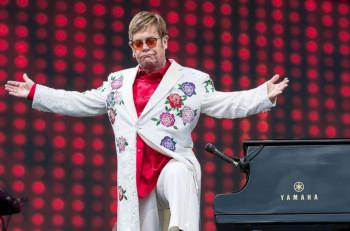 Elton John principal