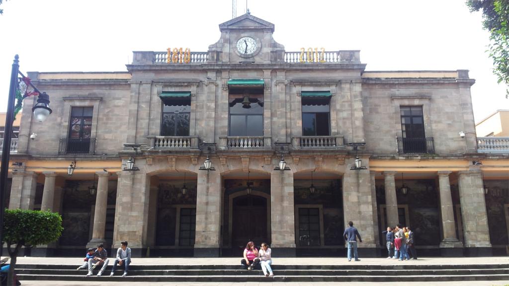 Palacio Municipal de Tlalpan