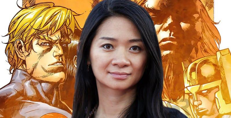 Chloé Zhao Marvel
