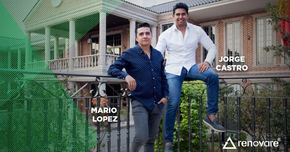 Renovare Jorge y Mario
