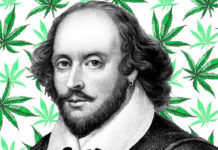 shakespeare cannabis
