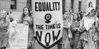 equality the time is now