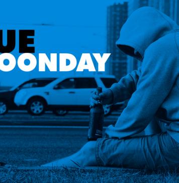 blue moonday, el día más triste del año