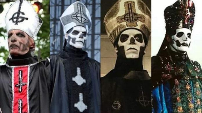 Papa Emeritus y sus discípulos reparten misas oscuras - Página 6 Ghostpapa-696x391