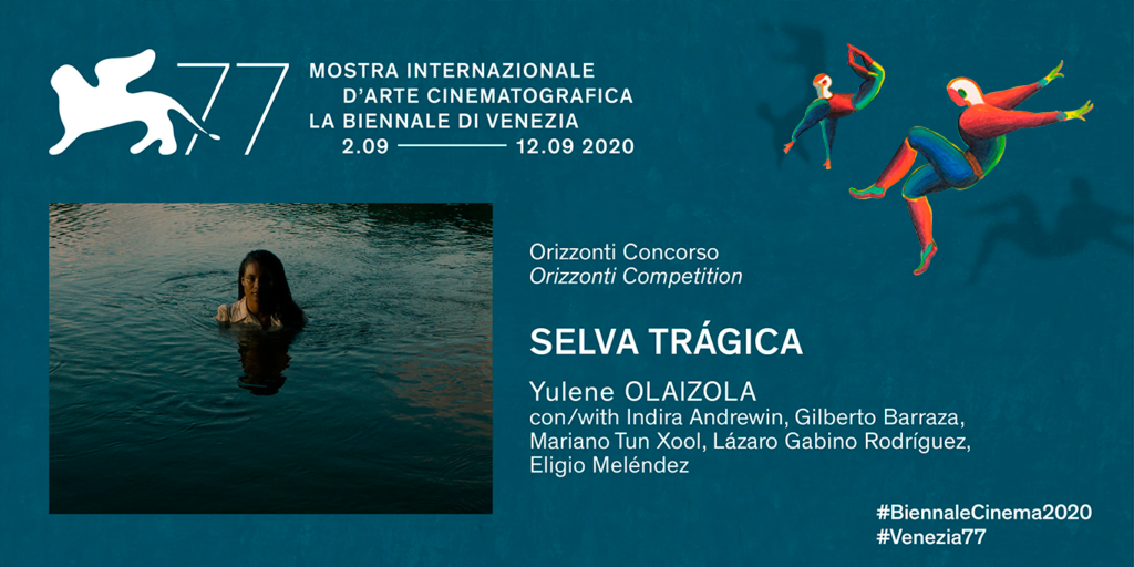 selva tragica, yulene olaizola, pelicula, festival venecia, largometraje mexicano, peliculas 2020, Rubén Imaz