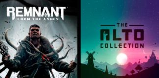 3 out of 10, Agosto, Epic Games Store, estreno, gratis, gratuito, juegos, juegos de pc, juegos gratis, Remmant, Remmant From the Ashes, The alto Colletion, videojuegos, Welcome to the Sholvelworks, Wilmot´s Warhouse