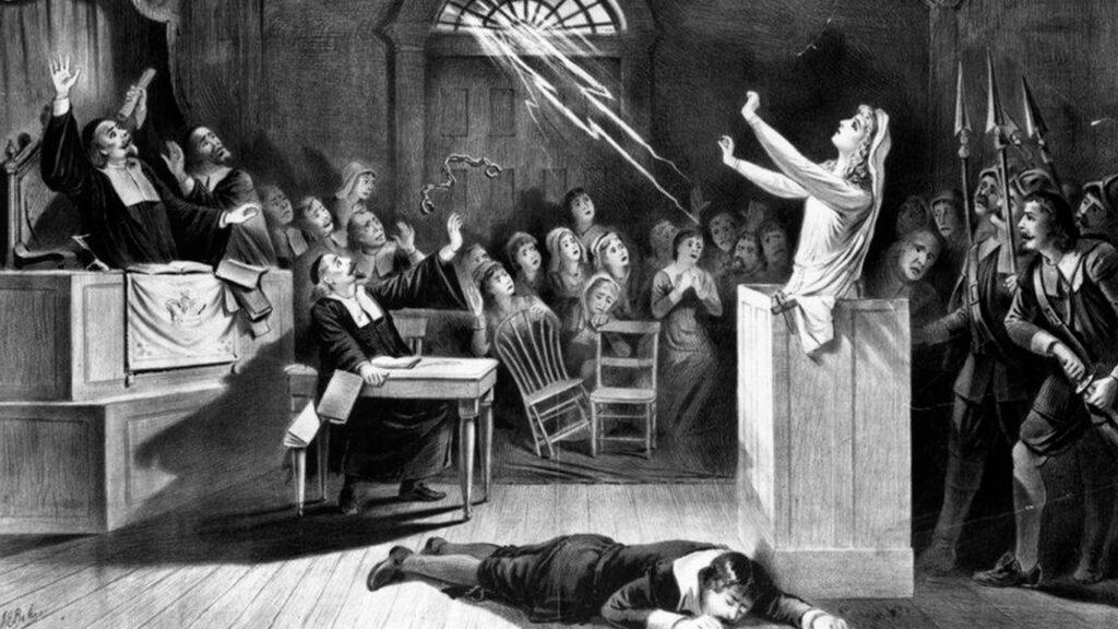Caza de brujas, brujas, brujería, Europa, Alemania, Iglesia, Iglesia católica, España, Medievo, guillotina