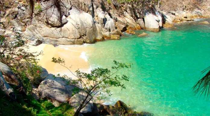 playa colomitos, México, Jalisco, Puerto Vallarta, Nuevo Vallarta, Vallarta, playas de México, playas de Jalisco, turismo nacional
