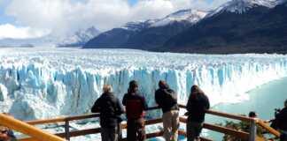 Argentina, Covid-19, el calafate, glaciar el perito, Parque Nacional de Glaciares, Perito Moreno, Santa Cruz, tour virtual perito moreno, Turismo, turismo argentina