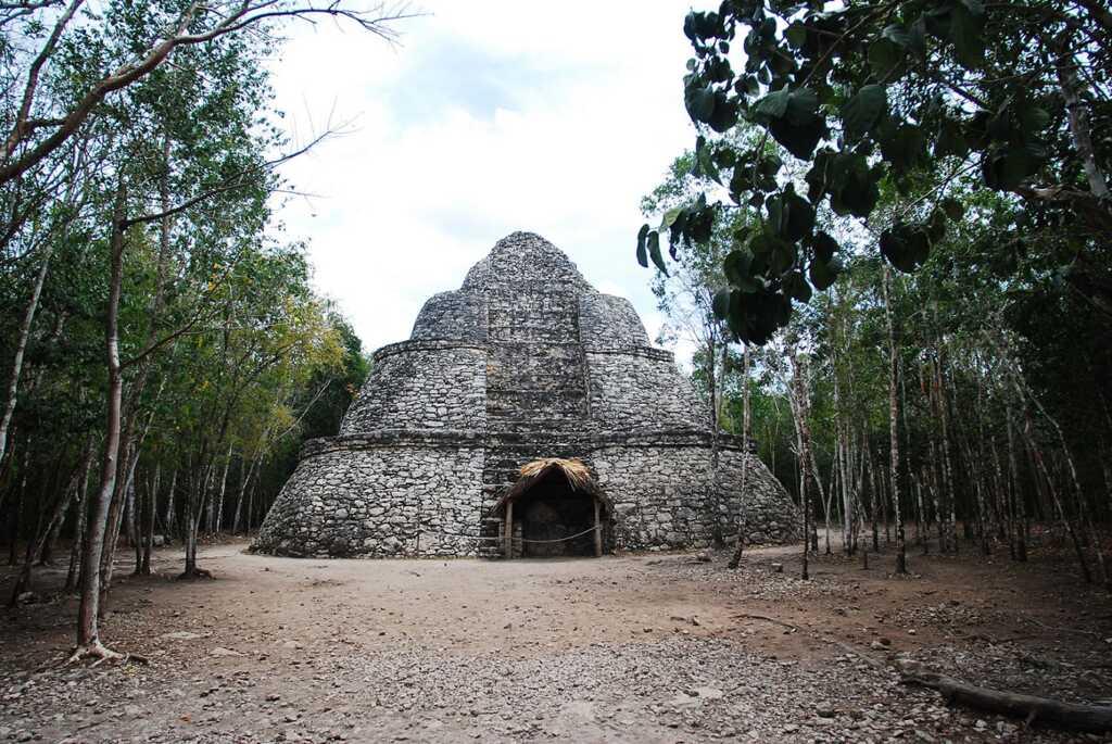 El meco,el rey,San Miguelito ,Riviera Maya, Tulum,San Gervasio,Chichán Nah ,Murciélagos,Grand Costa Maya, Chacchoben, Kohunlich, Dzibanché, Oxtankah,Kinichná
