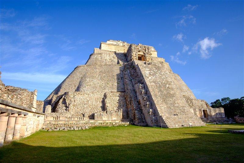 El instituto Nacional de Antropología e Historia de México ha publicado el descubrimiento de seis asombrosas pirámides en el estado de Yucatán.