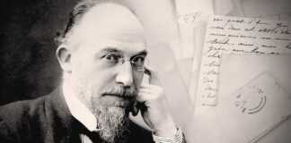 Erik Satie, Gambito de dama, Netflix, música, músicos europeos, Francia, músicos de Francia, Gnossienne No. 1, Pablo Picasso, Debussy, Ravel