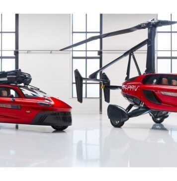 automóvil, coches, Pal-V, coche volador, autos voladores, Pal-V, helicóptero, PAL-V International, PAL-V Pioneer, empesas neerlandesas