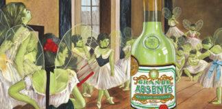 absinthe, hada verde, Diosa verde, licor, francia, siglo XIX