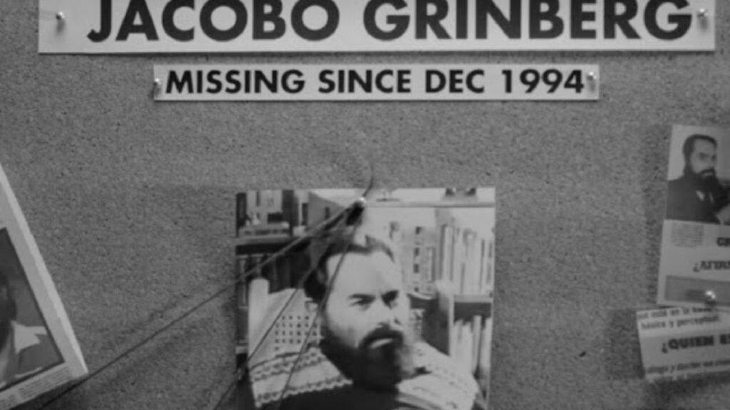 Jacobo Gringbeg, desaparecidos, desaparicion de Jacobo Gringbeg, 1994, pachita, prestidigitación, ciencia, instituto nacional para el estudio de la conciencia, científicos mexicanos, emperador cuauhtémoc,
