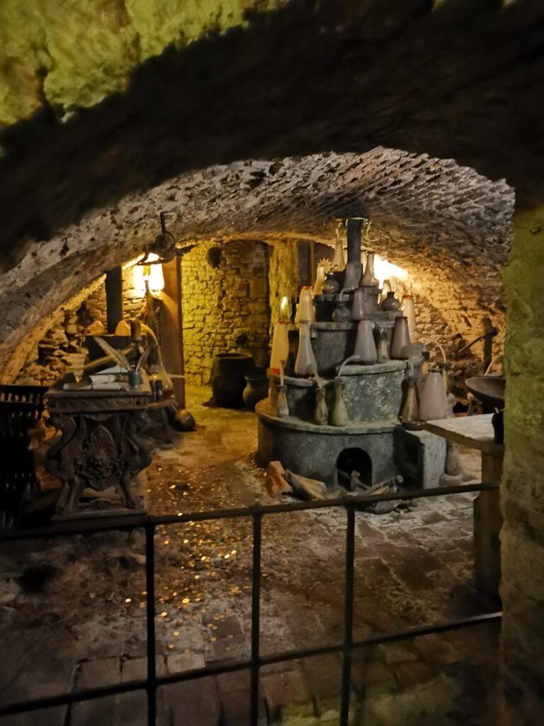 speculum alchemiae museum, praga, museo de alquimia, descubren museo de alquimia, siglo XVI, alquimia, alquimistas