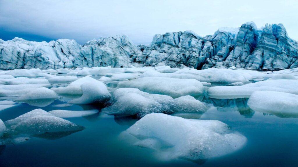 se cierra agujero en el artico, se cierra agujero en el artico por ola de calor, vortice polar, cambio climatico,
