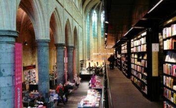 holanda, cambian iglesias por bibliotecas, iglesias se transforman en varios establecimientos en holanda,