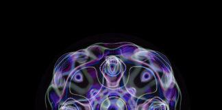 agua golpeada por el sonido, ciencía, linden gledhill, agua, sonidos, experimentos cientificos, laboratorio