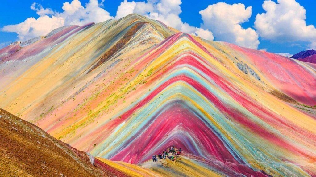 montaña perú