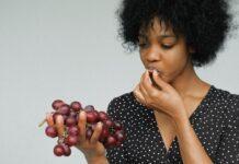 uvas, protector solar comestible, bloqueador solar