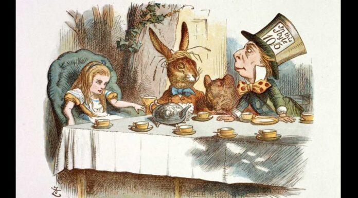 alicia en el pais de las maravillas, lewis carrol, ilustraciones, libro de alicia e el país de las maravillas, Oxford, 4 de julio festejo día de alicia